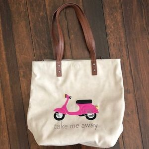 The Sak tote bag